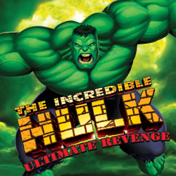 Incredible Hulk Banner 1