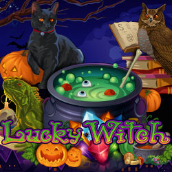 Lucky Witch Banner 1