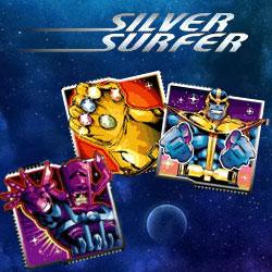 Silver Surfer Banner 2