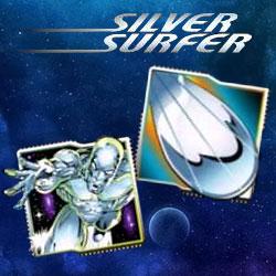 Silver Surfer Banner 3