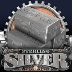 Sterling Silver Banner 1
