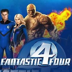 Fantastic Four Banner 1