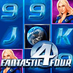 Fantastic Four Banner 3