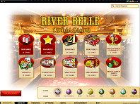 Various Games to choose from at RiverBelle
