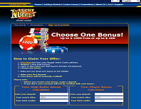2 Bonuses at Lucky Nugget Casino