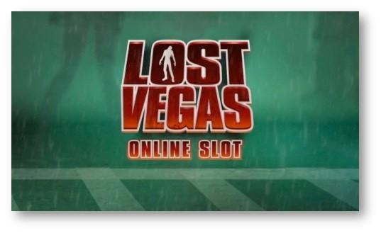 Νέο Παιχνίδι Lost Vegas από τη Microgaming