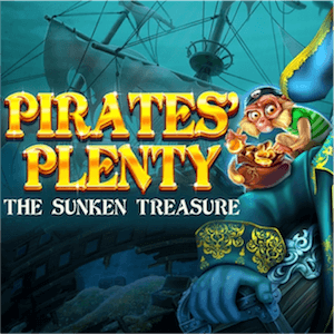 Pirates Plenty online κουλοχέρης