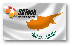 Η SBTech παρουσιάζεται στην αγορά αθλητικών στοιχημάτων της Κύπρου