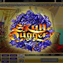 Skull Duggery Banner 2
