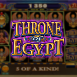 Throne of Egypt Banner 3