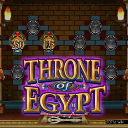 Throne Of Egypt - banner 4