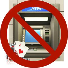 Τα τουρκικά ATM χρησιμοποιούνται για την καταστολή του παράνομου τζόγου