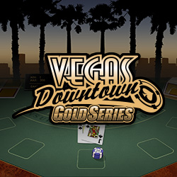 Vegas Downtown Gold Series Banner 1