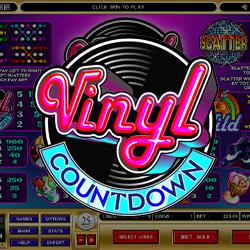 Vinyl Countdown Banner 2