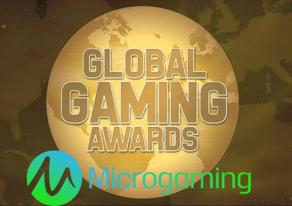 Η Microgaming Κερδίζει στα Παγκόσμια Βραβεία Παιχνιδιών