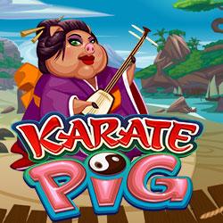 karate Pig Banner 2