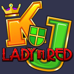 Lady In Red Banner 3