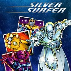 Silver Surfer Banner 4