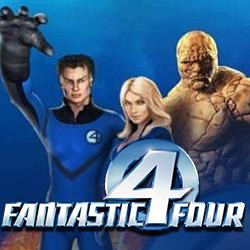 Fantastic Four Banner 2