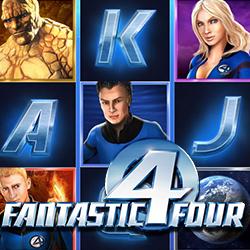 Fantastic Four Banner 4
