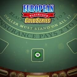 European Blackjack Gold Banner 4