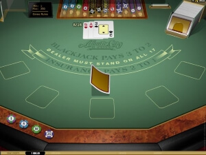 Atlantic Blacjack series Screenshot 3
