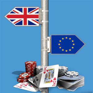 Το Brexit και η βιομηχανία τυχερών παιχνιδιών