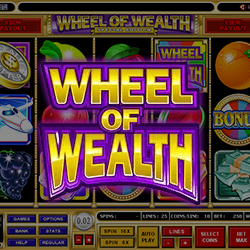 Wheel of Wealth Banner 3