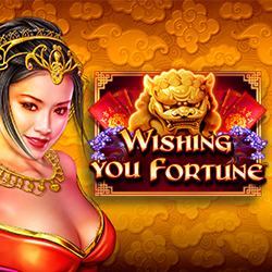 Wishing You Fortune Banner 1