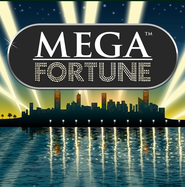 Το Mega Fortune πληρώνει μεγάλο προοδευτικό νικηφόρο τζάκποτ