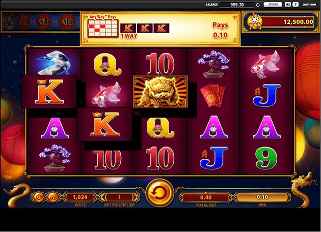 Παίξτε με Χρήματα - Wishing you Fortune Slots