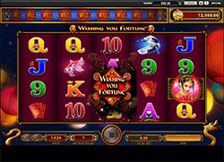Wishing you Fortune Slots
